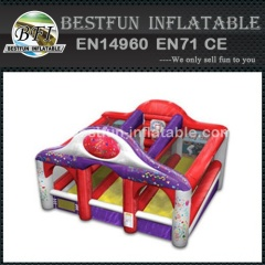Sports Play Interactive Inflatable Game