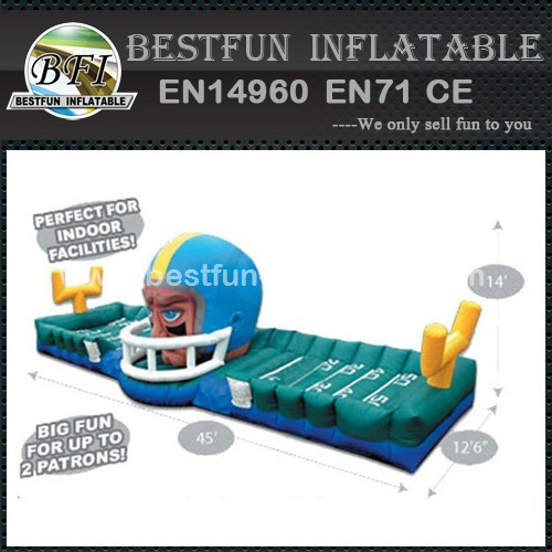 Inflatable Touchdown Equalizer Game