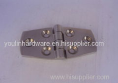 Marine hardware equal door hinge 76*38mm