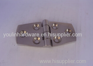 Marine hardware equal door hinge 76*38mm