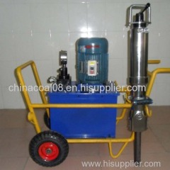 Hydraulic Stone Splitter from China