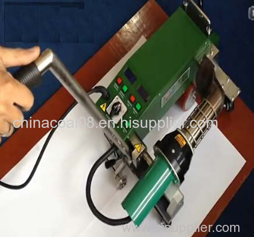china Waterproof hot air welder