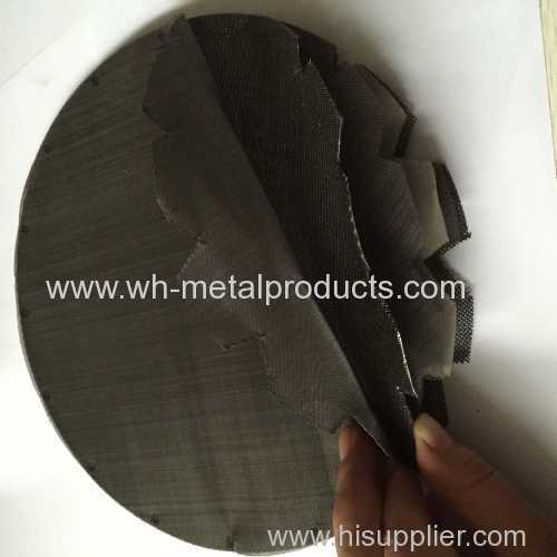 black wire cloth extruded filter discs single layer disc filters multi-layer disc filters black iron wire mesh strip