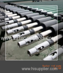 API 11AX Subsurface Pump / Downhole sucker rod pumps