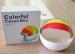 Colorful Tissue box raibow shape sliding cover
