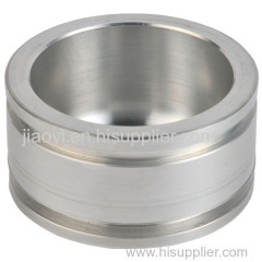 Precision machining auto stainless steel threaded connection parts