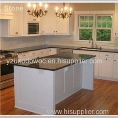 Artificial Quartz Stone Kitchen Counter Top