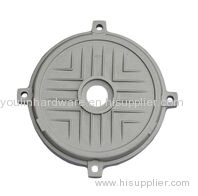Aluminum alloy die casting end cover