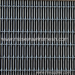 stainless steel fabric metal mesh of stair fence