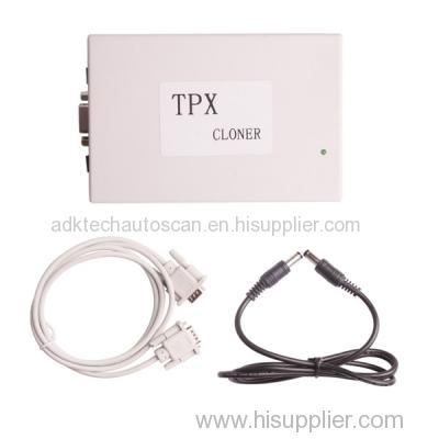 4D chip TPX Cloner box for JMA TRS 5000
