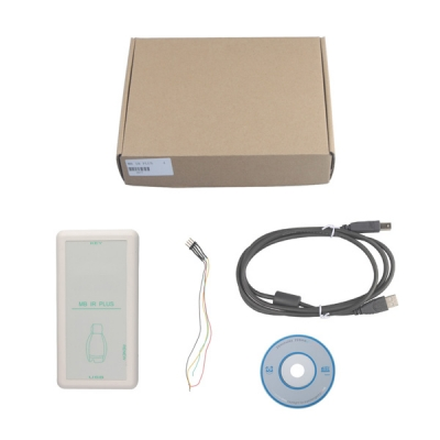 IR PLUS Auto Key Programmer for Mercedes Benz