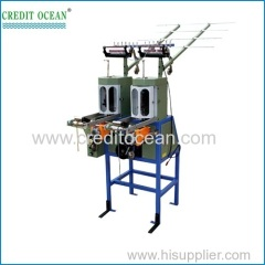 CREDIT OCEAN high speed multicolor cord knitting machine for garments