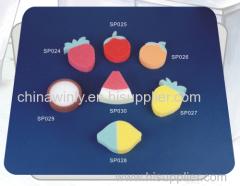 Fruit Sponge bath accessories