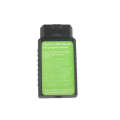 Toyota G and H transponder chip OBD-II Programming Device