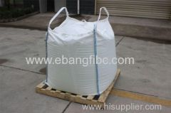 transporting PP woven bulk bag for bitumen