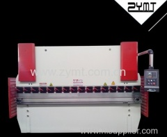 cnc hydraulic bending machine aluminum bending machine
