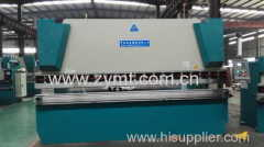 cnc press brake high-performance press brake aluminium plate press brake