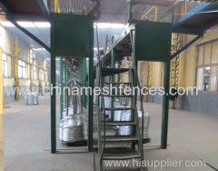 Hot-dipped Galvanizing Wire Production Machines