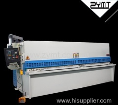 shearing machine hydraulic shearing machine sheet metal shearing machine