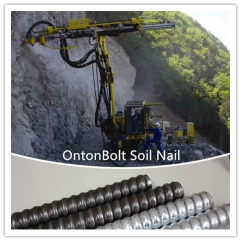 Soil Nail Installation Guide