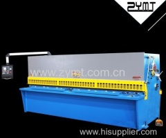 shearing machine sheet metal processing shearing machine sheet metal fabrication shearing machine