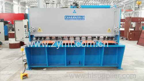 shearing machine hydraulic guillotine shearing machine shearing machine for sheet metal fabrication