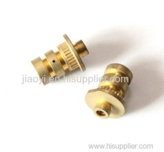 Precision machining customization brass nut