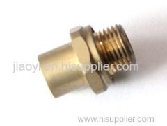 Precision machining customization brass nut