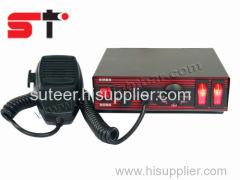 police car electronic siren amplifer