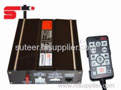 Emergency vehicle Siren Amplifier