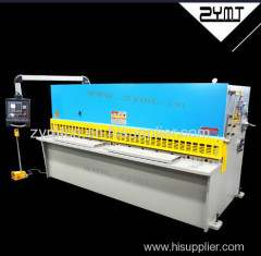 swing beam cutting machine with E21