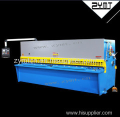 hydraulic shearing machine with CE certification