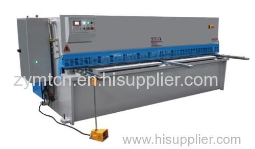 Metal sheet Hydaulic shearing machine