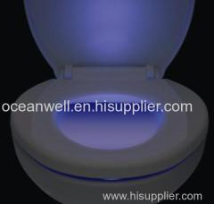 Duroplast Toilet Seat with LED Light