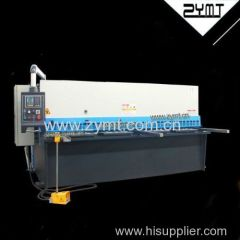 plate shearing machine sheet metal shearing machine shearing machine for weld steel