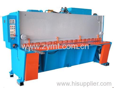 cutting machine cnc hydraulic cutting machine cnc cutting machine for sheet metal fabrication