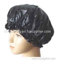 Plastic shower cap batoh accessories