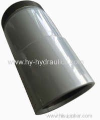 Epoxy resin covered Threaded Steel End - Standard Sizes transition fitting