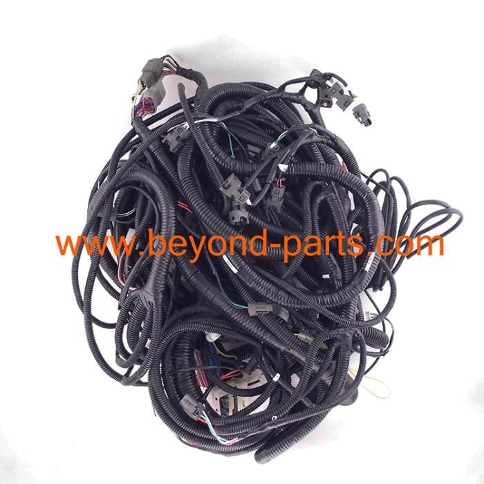 Hitachi ex ecu engine wiring harness main