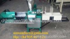 Sell Automatic incense making machine skype: bachnguyen_nt