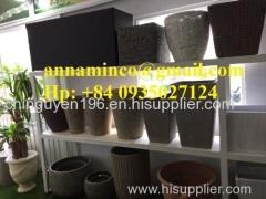Sell Ceramics pots for indoor or outdoor decoration in Viet Nam +84 935027124