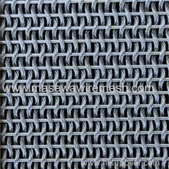 rod cable woven wall cladding