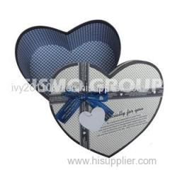 Valentines Paper Gift Box