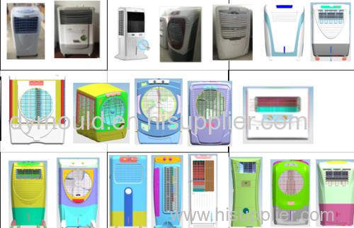 Popular air cooler fans air cooler air fan Good quality air cooler;air cooler mould;air cooler plastic mould