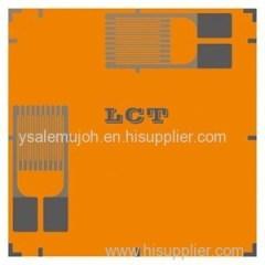 90 Degree Tee Rosettes Pattern Strain Gauge CF120-1BA
