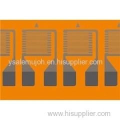 Multiaxial Linear Pattern Strain Gauge CF120-1GD
