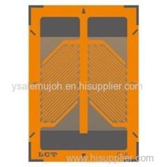 Shear And Torque Pattern Strain Gauge CF350-3HA