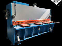CNC sheet metal guillotine machinery