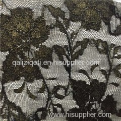 Foiling Lace Fabric Product Product Product