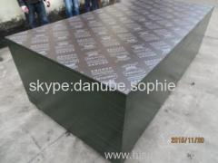 Top quality Brown film faced plywood For Sale in china